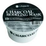 Lindsay моделирующая альгинатная маска для лица с древесным углем 30 г