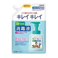 Lion Пенка для рук KireiKire антибактериальная сменный блок 230мл