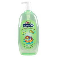 Lion Thailand Kodomo средство детское для мытья от макушки до пяточек 400 мл