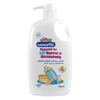 Lion Thailand Kodomo жидкость для мытья детской посуды и аксессуаров 750 мл