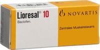 Лиорезал Интратекальный ампула 0,5 мг/мл, 20 мл, 1 шт.
