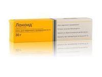 Локоид липокрем крем 0,1%, 30 г