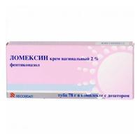 Ломексин крем вагинальный 2%, 78 г