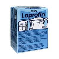 Лопрофин Молочный напиток PKU низкобелковый пакет 200 мл