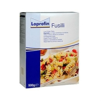 Лопрофин Спиральки низкобелковые макаронные изделия 500 г упак.