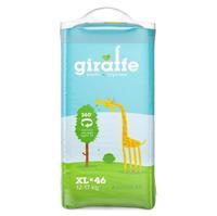 Lovular Giraffe Трусики-подгузники XL 12-17 кг 46 шт.