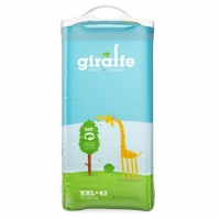 Lovular Giraffe Трусики-подгузники XXL 15-25 кг 42 шт.