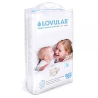 Lovular Hot Wind Подгузники детские L 9-13 кг 54 шт.