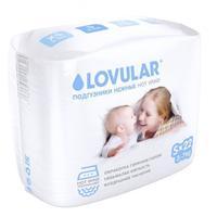 Lovular Hot Wind Подгузники детские S 3-7 кг 22 шт.