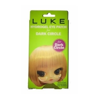 LUKE Гидрогелевые патчи для кожи вокруг глаз против темных кругов, с экстрактом зелёного чая 5