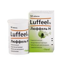 Люффель Н таблетки гомеопатические 50 шт