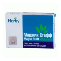 Маджик стафф форте капсулы 500 мг, 4 шт.