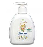 Magic Herbs крем-гель для купания малыша с комплексом экстрактов 300 мл