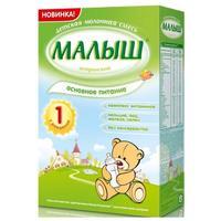 Малыш Истринский 1 молочная смесь 0-6 мес. 350г упак.