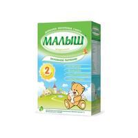 Малыш Истринский 2 молочная смесь 6 мес. 350г упак.