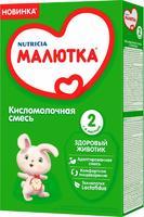 Малютка Кисломолочная -2 молочная смесь 6-12 мес. 350 г