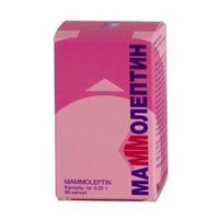 Маммолептин капсулы 320 мг, 60 шт.