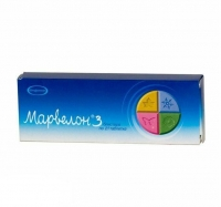 Марвелон таблетки, 63 шт.