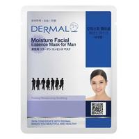 Маска Dermal увлажняющая косметическая с коллагеном для мужчин 1 шт.