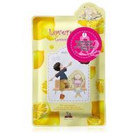 Маска для лица Sally`S Box с экстрактом лимона 1 шт.