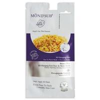 Маска для лица Секреты Лан MONDSUB 3D и шеи омолаживающая коричневый рис + пептиды упак.