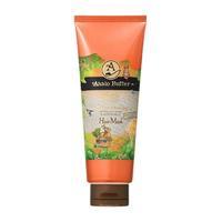 Маска для волос Ahalo Butter восстанавливающая на растительной основе с тропическими маслами и коллагеном 220г