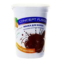 Маска для волос Concept Горячий шоколад энергизирующая c экстрактом какао 450 мл упак.