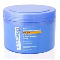 Маска для волос Concept восстанавл. с медом для сухих и поврежден. волос Intese repair Honey masк 500 мл упак.