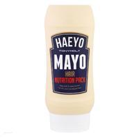 Маска для волос TonyMoly питатальная Haeyo mayo hair nutrition pack 250 мл упак.