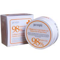 Маска Petitfee для кожи вокруг глаз с коллагеном и Q10 30 шт. + 60 шт.