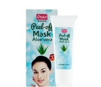 Маска-пленка Banna Peel-off Mask Aloe- Алое-вера 120мл