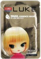 Маска с экстрактом слизи улитки Hanwoong LUKE Snail Essence Mask 21г