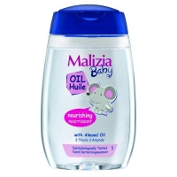 Масло для тела Malizia Baby 200мл упак.