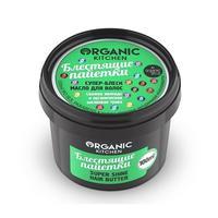Масло для волос Organic Kitchen Блестящие пайетки 100мл упак.