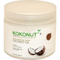 Масло кокосовое косметическое экстра премиум коконат 200 мл упак.