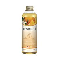 Масло массажное Masculan тонизирующее с цитрусовым ароматом 200мл