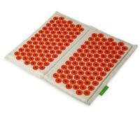 Массажер Тибетский иппликатор для ступней на мягкой подложке 160 ипплик. модулей красный упак.