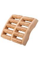 Массажер Тимбэ для стоп серия Счеты комбинированный (ежик, зубчатый, ребристый), средний 1 шт.