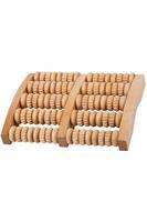 Массажер Тимбэ для стоп серия Счеты комбинированный (зубчатый, рифленый), большой 1 шт.