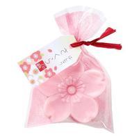 Master Soap мыло туалетное косметическое Цветок светло-розовое 43 г