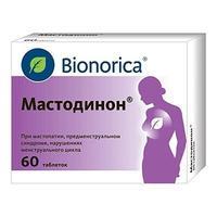 Мастодинон таблетки гомеопатические, 60 шт.
