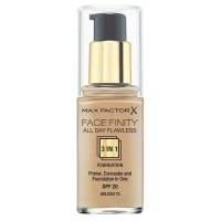 Max Factor Тональная основа Facefinity All Day Flawless 3-in-1 тон 75 golden
