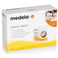 Medela пакеты для стерилизации 5 шт.