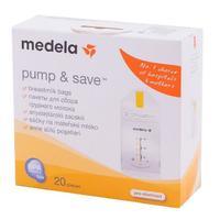 Medela пакеты одноразовые для сбора и хранения грудного молока 20 шт.