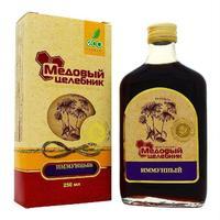 Медовый целебник бальзам на меду имунный безалкогольный 250 мл