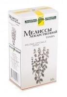 Мелиссы лекарственной трава пачка 50 г пачка