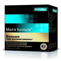 Менс формула больше чем поливитамины капсулы, 60 шт.