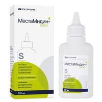МестаМидин-сенс Home р-р для наружного применения флаконы-капельницы 50 мл