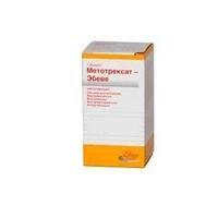 Метотрексат-Эбеве концентрат для р-ра д/инфузий 5000 мг/50 мл флаконы 50 мл 1 шт.