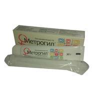 Метрогил ваг. гель 10мг/г туба 30г с апликатором